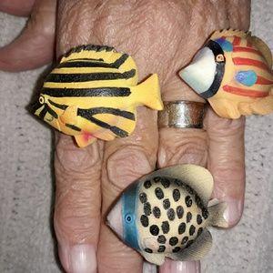 Cabinet or dresser knobs
